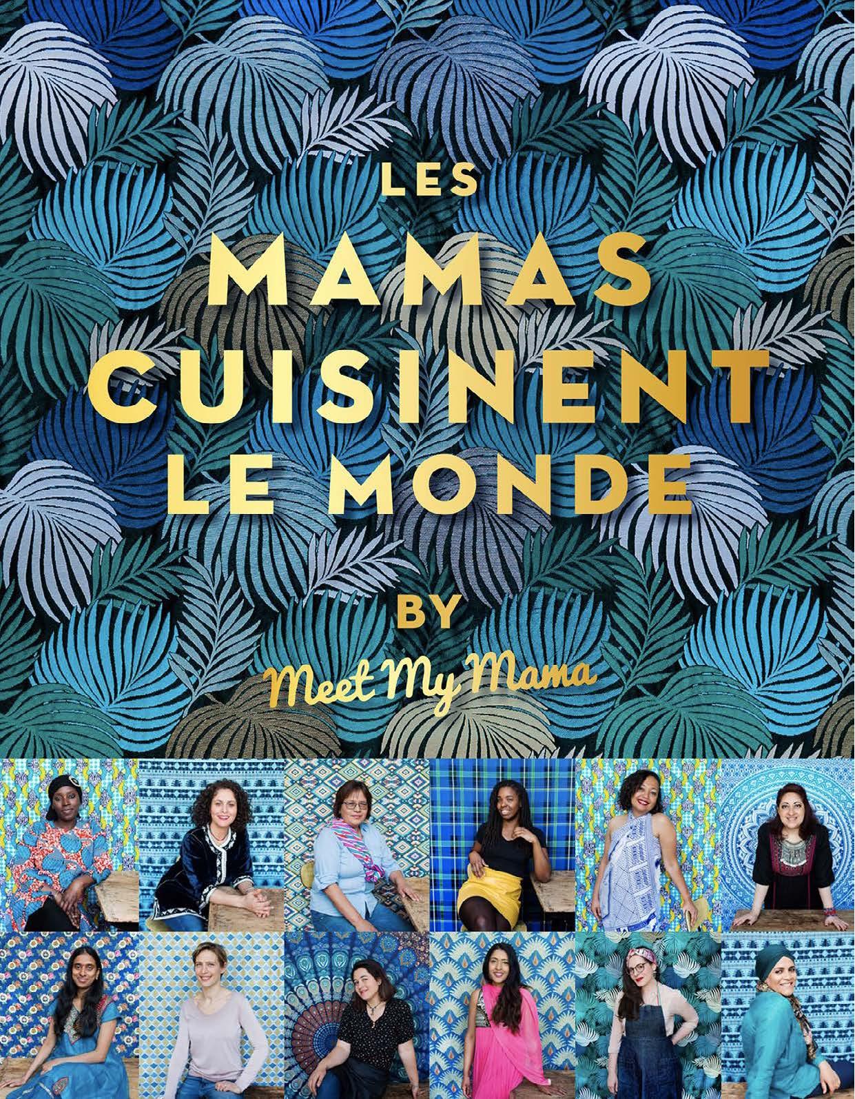 Meet My Mama, le livre